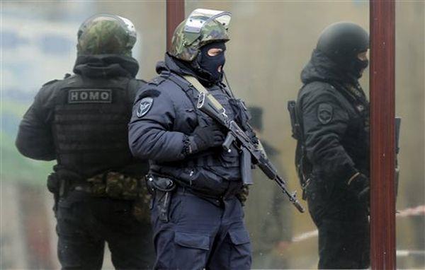 Επίθεση τριών βομβιστών αυτοκτονίας στη ρωσική Σταυρούπολη