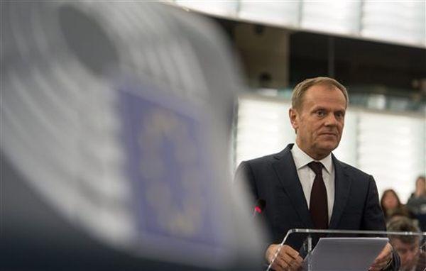 Τουσκ: Η συμφωνία ΕΕ - Τουρκίας δεν είναι τέλεια, αλλά κάναμε ότι μπορούσαμε