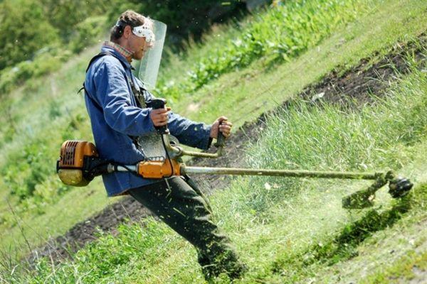 Παράνομες δαπάνες για κόψιμο χόρτων