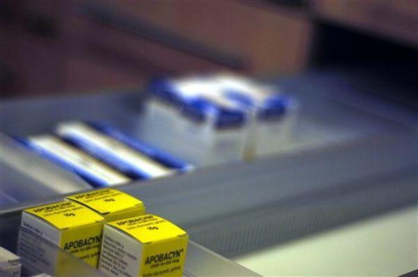 ΕΟΦ: Προσωρινή απαγόρευση παράλληλων εξαγωγών φαρμάκων