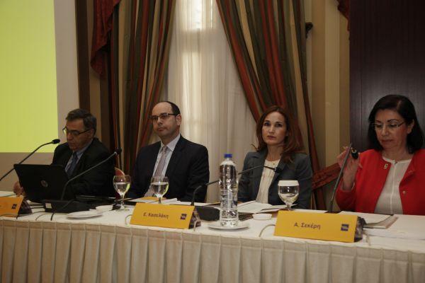 Παρουσιάστηκαν οι αναπτυξιακές πρωτοβουλίες της Τρ. Πειραιώς