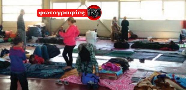 Φιλοξενία σε ανθρώπινες συνθήκες ~ Για 203 Σύριους πρόσφυγες στην ΜΟΖΑΣ Α.Ε.