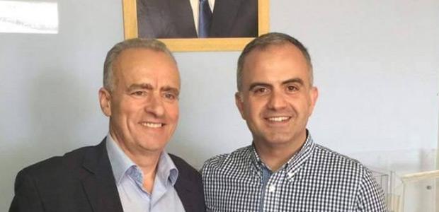 Ο Λάμπρος Τσιούκης νέος Πρόεδρος της ΝΟΔΕ Καρδίτσας της ΝΔ