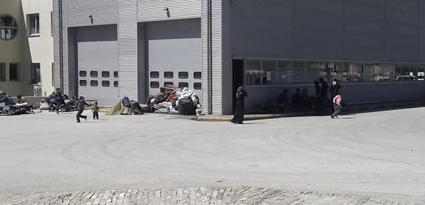 Κλιμάκιο της Υπατης Αρμοστείας ΟΗΕ στις εγκαταστάσεις Μόζας στο Βόλο
