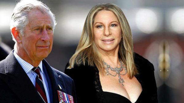 Ο πρίγκιπας Κάρολος ήταν «ξετρελαμένος» με την Μπάρμπρα Στρέιζαντ