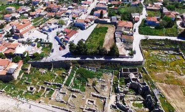 Η αρχαία Κόρινθος από ψηλά (βίντεο)