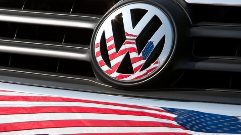 Σε συμφωνία ήρθαν VW και ΗΠΑ για το dieselgate