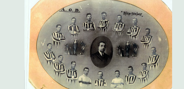 Γρηγόρης Καρταπάνης:Ποδοσφαιρικά του 1930 (Μέρος α')