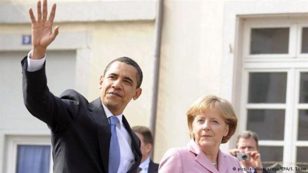 Ο Ομπάμα στο Ανόβερο