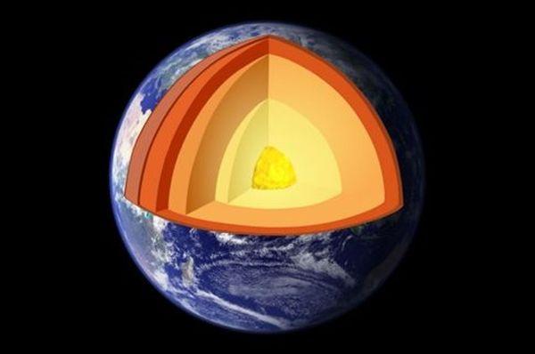 Στο κέντρο της Γης, το ρολόι πάει 2,5 χρόνια πίσω