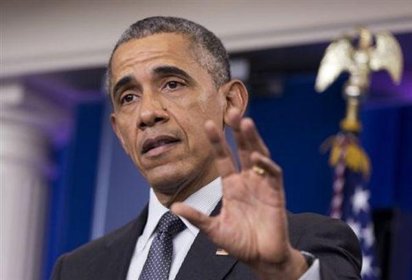 Δεν στέλνουμε χερσαίες δυνάμεις στη Συρία επαναλαμβάνει ο Ομπάμα