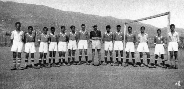 Γρηγόρης Καρταπάνης:Ποδοσφαιρικά του 1930 (Μέρος γ')