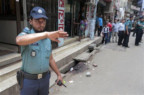 Κατακρεουργήθηκε δημοσιογράφος LGBT περιοδικού στο Μπανγκλαντές