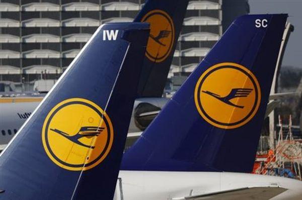 Ακυρώνονται 900 πτήσεις της Lufthansa από και προς Γερμανία την Τετάρτη