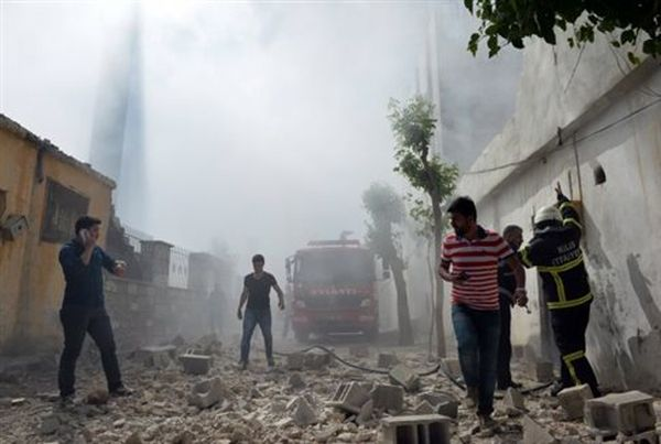 Εκτοξευτήρες ρουκετών στέλνουν οι ΗΠΑ στα τουρκικά σύνορα με τη Συρία