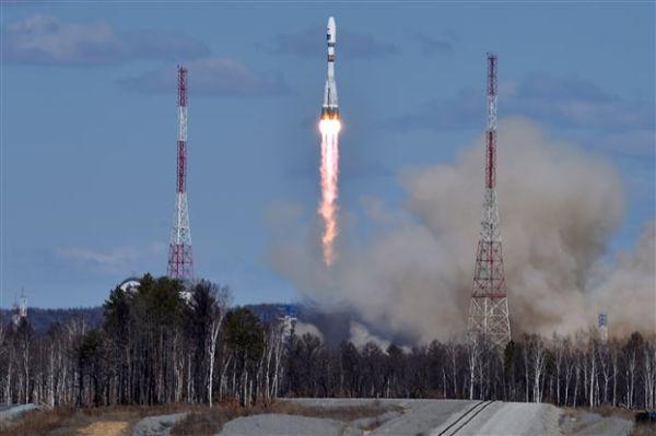 Ρωσία: Εκτόξευση νέου πυραύλου Soyuz