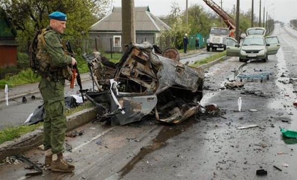 Έκκληση του ΟΑΣΕ να τηρηθεί η κατάπαυση του πυρός στην Ουκρανία