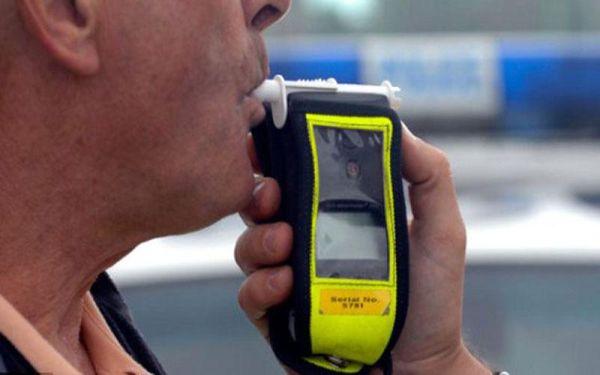 Σύλληψη μεθυσμένου οδηγού στον Αλμυρό