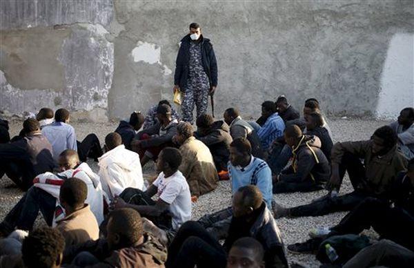 Προσφυγικό: «Στα σκαριά» συμφωνία της ΕΕ για κέντρα μεταναστών στη Λιβύη