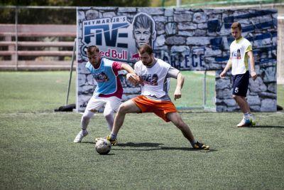 Το Neymar Jr's Five στις 6 Μαΐου στο Βόλο