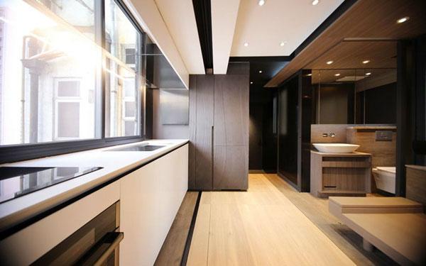 Εντυπωσιακό σπίτι 28 τετρ. μέτρων με όλες τις ανέσεις!