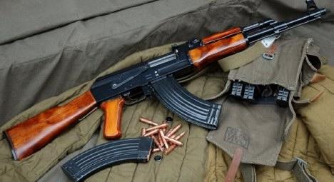 Καρδίτσα:Συνελήφθησαν με καλάσνικοφ και εκατοντάδες φυσίγγια