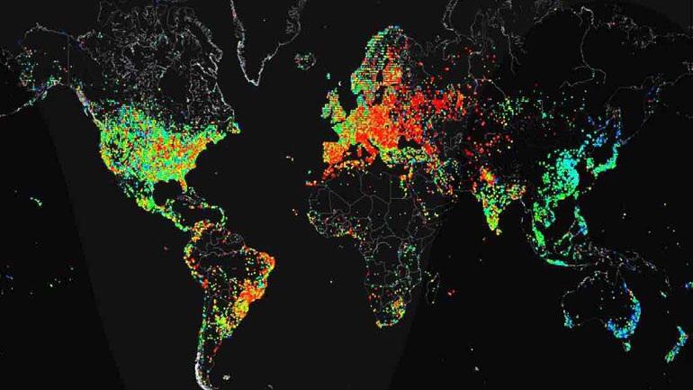 Ποιες είναι οι χώρες με το γρηγορότερο Internet