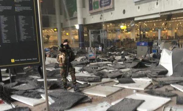 Αποτυχημένη απόπειρα αποκατάστασης της λειτουργίας του αεροδρομίου των Βρυξελλών