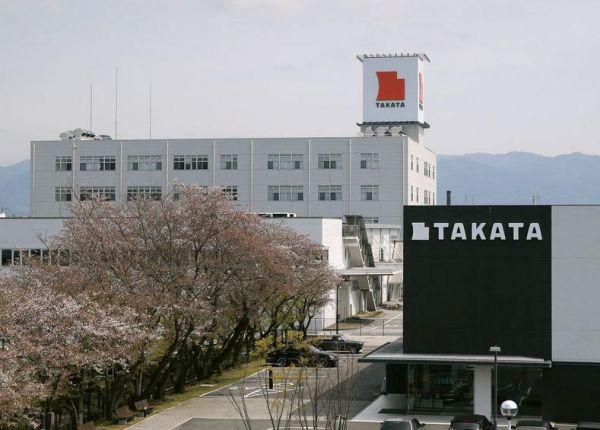 Η Takata αναμένεται να ανακαλέσει 35-40 εκατ. αερόσακους επιπλέον στις ΗΠΑ