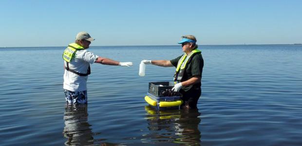 Ελεγχος νερών σε 60 περίπου ακτές της Μαγνησίας