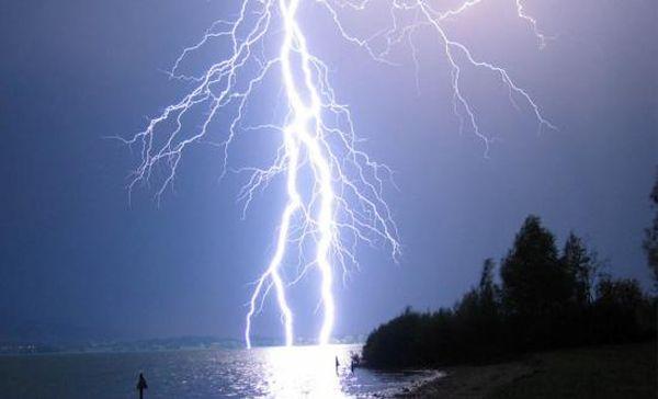 Η νέα παγκόσμια «πρωτεύουσα» των αστραπών η λίμνη Μαρακάιμπο