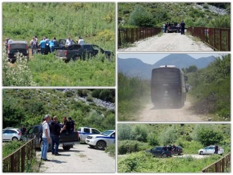 Συμβόλαιο θανάτου από την αλβανική μαφία δείχνει το ακέφαλο πτώμα στη Θεσπρωτία