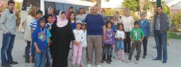 Το 3ο Γυμνάσιο Βόλου υποδέχθηκε 20 προσφυγόπουλα από τον Μόζα