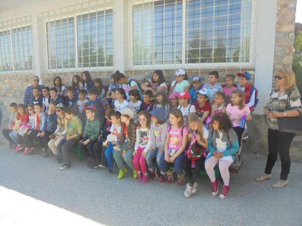 Εκπαιδευτικές επισκέψεις των μαθητών του 30ου Δ.Σ. Βόλου
