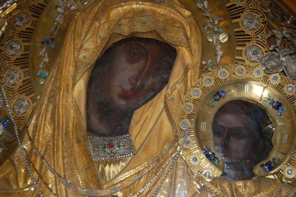 Η Ιερά Εικόνα της Παναγίας Γοργοϋπηκόου εκ. Σμύρνης στην Ανάληψη