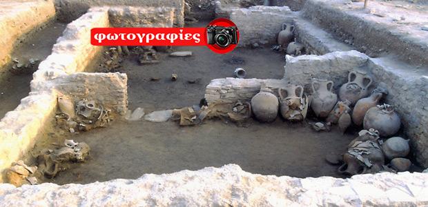 Ταβέρνα του 3ου αιώνα μ.Χ. υποδέχεται το κοινό!