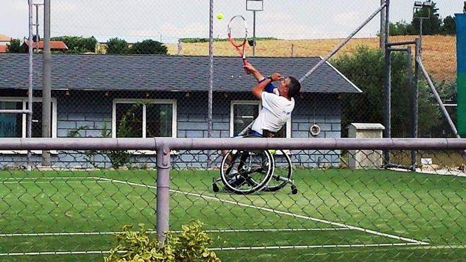 Κ. Βαζούρας: Ο άνθρωπος που νίκησε την αναπηρία με τον αθλητισμό