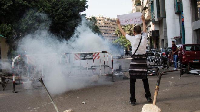 Αίγυπτος: Ποινές φυλάκισης στους διαδηλωτές της κινητοποίησης της 25η Απριλίου