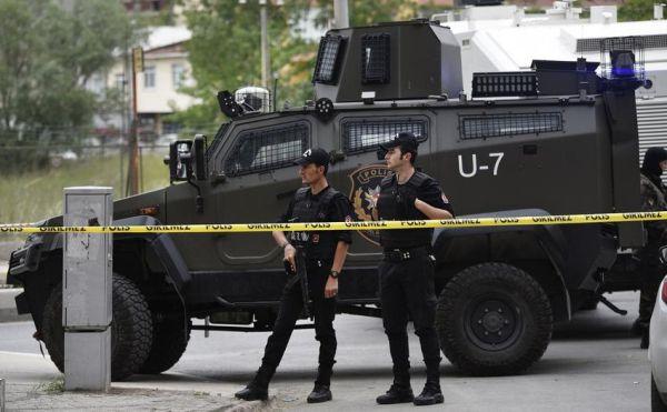 Η Τουρκία συνέλαβε ύποπτο ως «δήμιο» του Ισλαμικού Κράτους