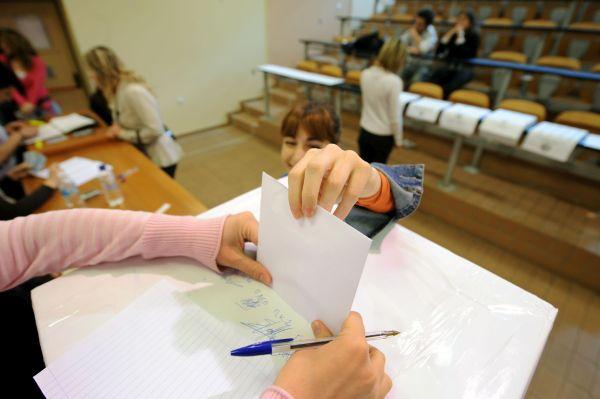 Μουδιασμένοι στις κάλπες οι φοιτητές ~ Πέντε φοιτητικές παρατάξεις παίρνουν μέρος