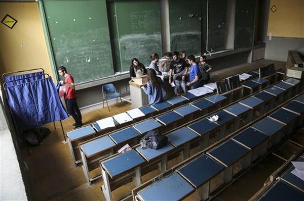 Διασπασμένη η ΔΑΠ-ΝΔΦΚ στις φοιτητικές εκλογές