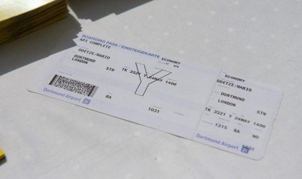 Τι δεν πρέπει να κάνετε με την κάρτα επιβίβασης στο αεροπλάνο