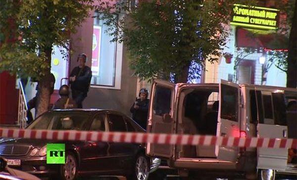 Ρωσία: Ομηρία σε τράπεζα - Νεκρός ο δράστης