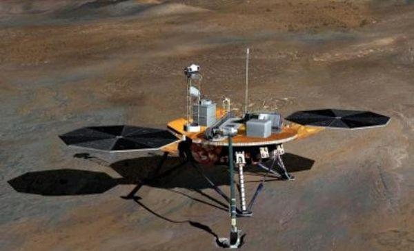 Ενδείξεις για τεράστια τσουνάμι στον Άρη