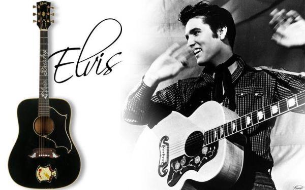 334.000 δολάρια για την κιθάρα του «βασιλιά»