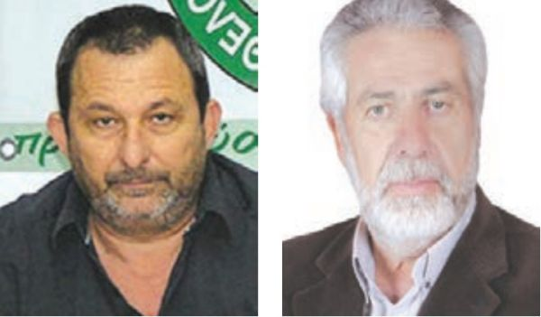 Αποχώρησε μόνο υπό την απειλή σύλληψης ο Χρήστος Καραζούπης