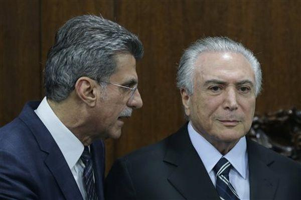 Βραζιλία: Ηχογράφηση «συνωμότη» κατά της Ρουσέφ πιέζει την κυβέρνηση