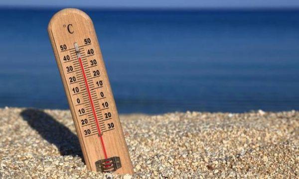 Αποτέλεσμα εικόνας για καλοκαιρινές θερμοκρασίες
