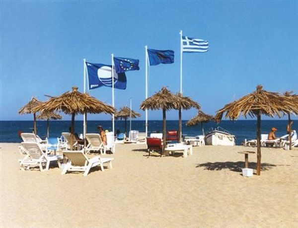 Τρίτη παγκοσμίως η Ελλάδα σε «Γαλάζιες Σημαίες»