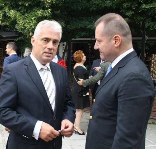 Συνάντηση προέδρου ΣΘΕΒ με τον Πρέσβη της Ρουμανίας